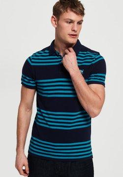 Superdry - Poloshirt - blue