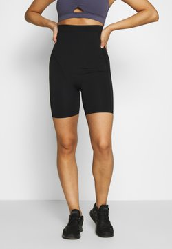 Cotton On Body - POSTNATAL COMPRESSION SHORT - Tights - black