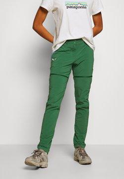 Salewa - PEDROC - Pantalones montañeros largos - myrtle