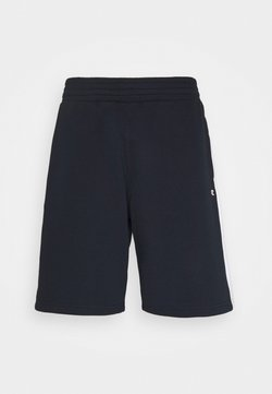 Champion - BERMUDA - Pantaloncini sportivi - navy/white