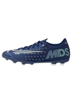 Nike Performance - MERCURIAL VAPOR 13 CLUB FG/MG - Korki Lanki - blue void/metallic silver