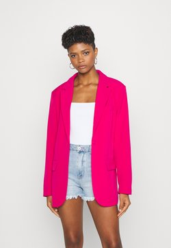 Nly by Nelly - OVERSIZED STRUCTURED - Blazer - pink