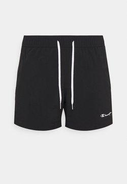 Champion - BEACH - Shorts da mare - black