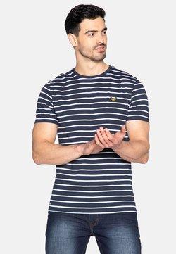 Threadbare - T-Shirt print - blue