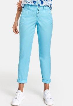 Taifun - Spodnie materiałowe - turquoise