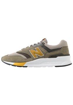 New Balance - Sneaker low - green/gold