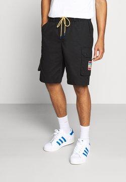 adidas Originals - ADPLR CARGO SPORTS INSPIRED SHORTS - Short - black
