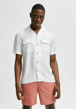 Selected Homme - SLHRELAXBILL - Skjorta - bright white