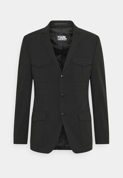 KARL LAGERFELD - JACKET ADVENTURE - Blazer jacket - black
