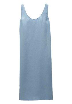 Massimo Dutti - Freizeitkleid - blue