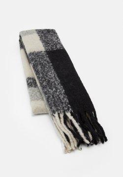 Pieces - PCBEA LONG SCARF - Sjaal - dark grey melange