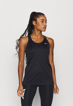 Nike Performance - TANK - Funktionströja - black