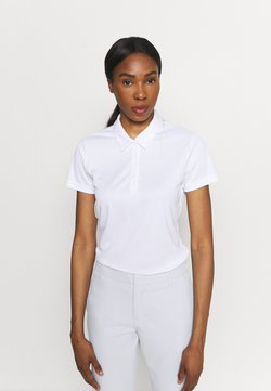adidas Golf - TOURNAMENT - Poloshirt - white