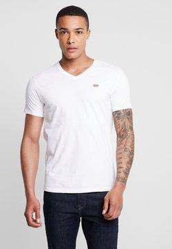 Levi's® - VNECK - T-shirt imprimé - white