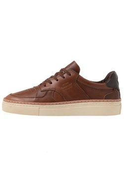 GANT - MC JULIEN - Sneaker low - cognac