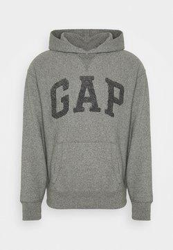 GAP - CHENILE  - Collegepaita - charcoal heather