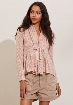 Odd Molly - CAN-CAN - Cardigan - pink sand