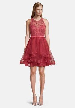 Vera Mont - MIT PAILLETTEN - Cocktailkleid/festliches Kleid - sweet raspberry