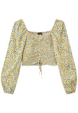 TALLY WEiJL - Bluse - yellow