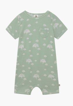 Müsli by GREEN COTTON - DANDELION BEACH BOY BABY  - Combinaison - misty green