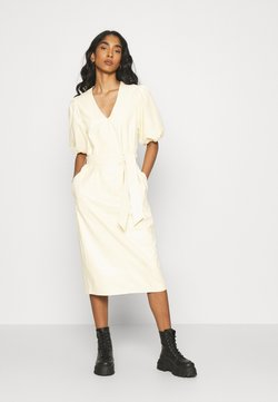 EDITED - FAITH DRESS - Robe longue - beige