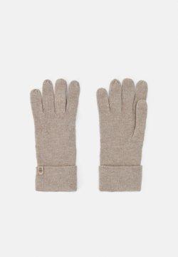 Roeckl - ESSENTIALS BASIC  - Fingerhandschuh - cashmere
