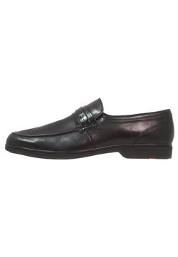 Lloyd - ROBIN - Business-Slipper - schwarz