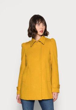 Liu Jo Jeans - CAPPOTTO NAVETTA - Klasyczny płaszcz - yellow
