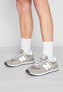 New Balance - 574 - Matalavartiset tennarit - grey