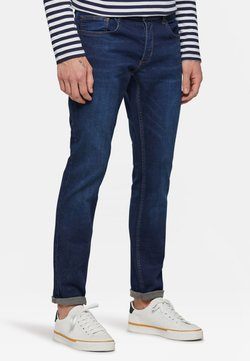 WE Fashion - DEX SLOANE - Slim fit jeans - dark blue