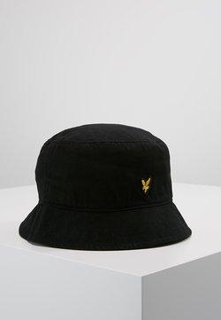 Lyle & Scott - BUCKET HAT - Hoed - claret jug