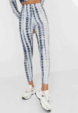 Stradivarius - Legging - blue