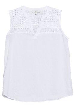 Esprit Petite - Blusa - white