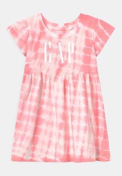 GAP - TODDLER GIRL LOGO DRESS - Vestido ligero - pink
