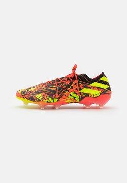 adidas Performance - NEMEZIZ MESSI .1 FG - Moulded stud football boots - solar red/solar yellow/core black