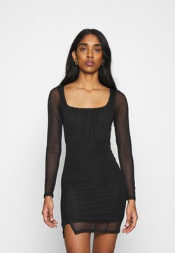 Topshop - MINI - Etuikleid - black
