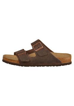 Birkenstock - ARIZONA UNISEX - Tofflor & inneskor - brown