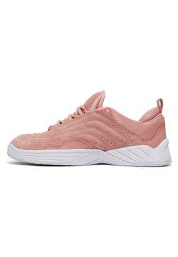 DC Shoes - WILLIAMS SLIM - Sneaker low - pink
