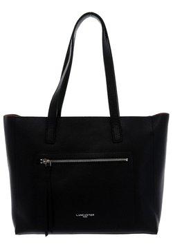 LANCASTER - Handtasche - black/nude