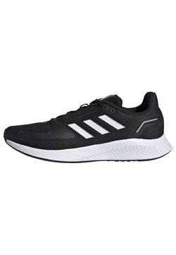 adidas Performance - RUN 2.0 SHOES - Chaussures de running stables - black
