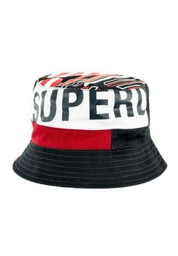 Superdry - Hattu - noir