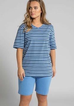 Ulla Popken - T-Shirt print - alpenblau