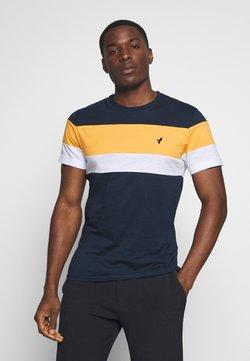 Pier One - T-shirt con stampa - dark blue
