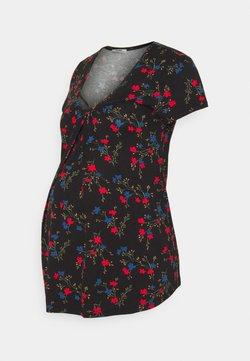 LOVE2WAIT - FLOWERS - T-Shirt print - dessin