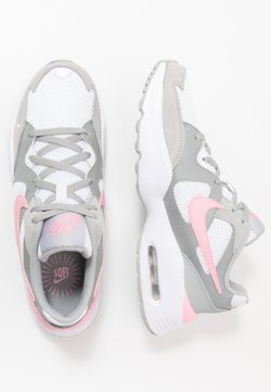Nike Sportswear - AIR MAX FUSION  - Sneakersy niskie - light smoke grey/pink/white