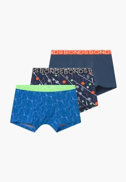 Bonds - 3 PACK - Shorty - orange/multi-coloured
