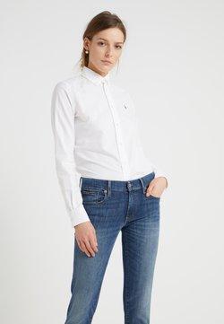 Polo Ralph Lauren - OXFORD SLIM FIT - Koszula - white