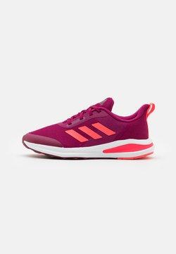 adidas Performance - FORTARUN UNISEX - Scarpe running neutre - power berry/signal pink/footwear white