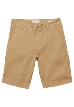 Selected Femme - SLFMEGAN - Shorts - tannin
