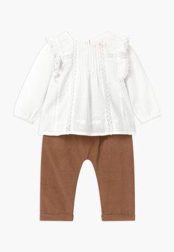 Staccato - SET - Broek - white/beige